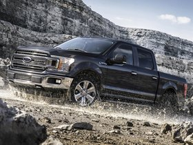 Ver foto 1 de Ford F-150 XLT Supercrew Chrome Appearance Package 2017