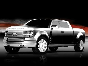 Ver foto 8 de Ford F-250 Super Chief Concept NAIAS 2006