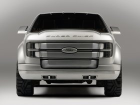 Ver foto 6 de Ford F-250 Super Chief Concept NAIAS 2006