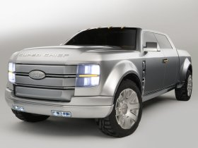 Ver foto 4 de Ford F-250 Super Chief Concept NAIAS 2006