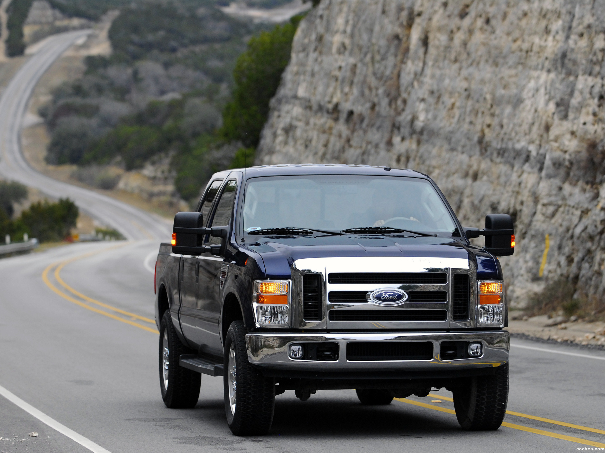 Foto 0 de Ford F-250 Super Duty Crew Cab 2008