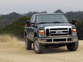 Ver foto 10 de Ford F-250 Super Duty FX4 Off Road 2008
