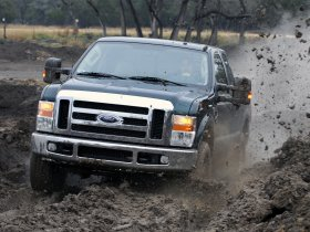 Ver foto 9 de Ford F-250 Super Duty FX4 Off Road 2008