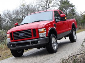 Ver foto 5 de Ford F-250 Super Duty FX4 Off Road 2008