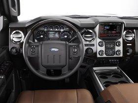 Ver foto 10 de Ford F-250 Super Duty Platinum Crew Cab 2012