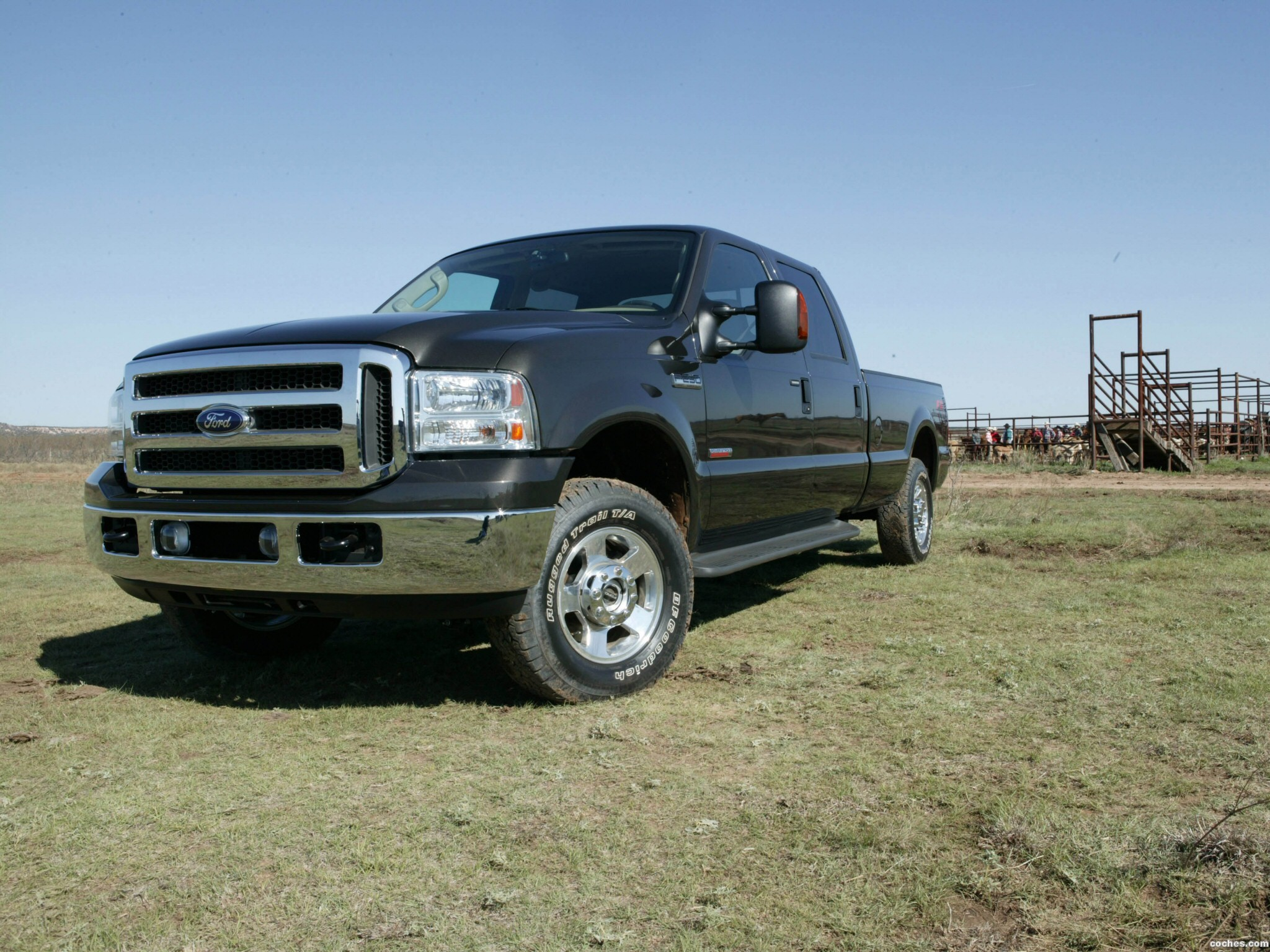 Foto 9 de Ford F-350 Super Duty 2005