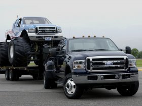 Ver foto 2 de Ford F-350 Super Duty 2005