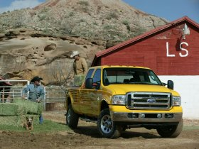 Ver foto 7 de Ford F-350 Super Duty 2005