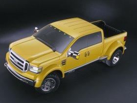 Ver foto 3 de Ford F-350 Tonka Concept Mighty 2002