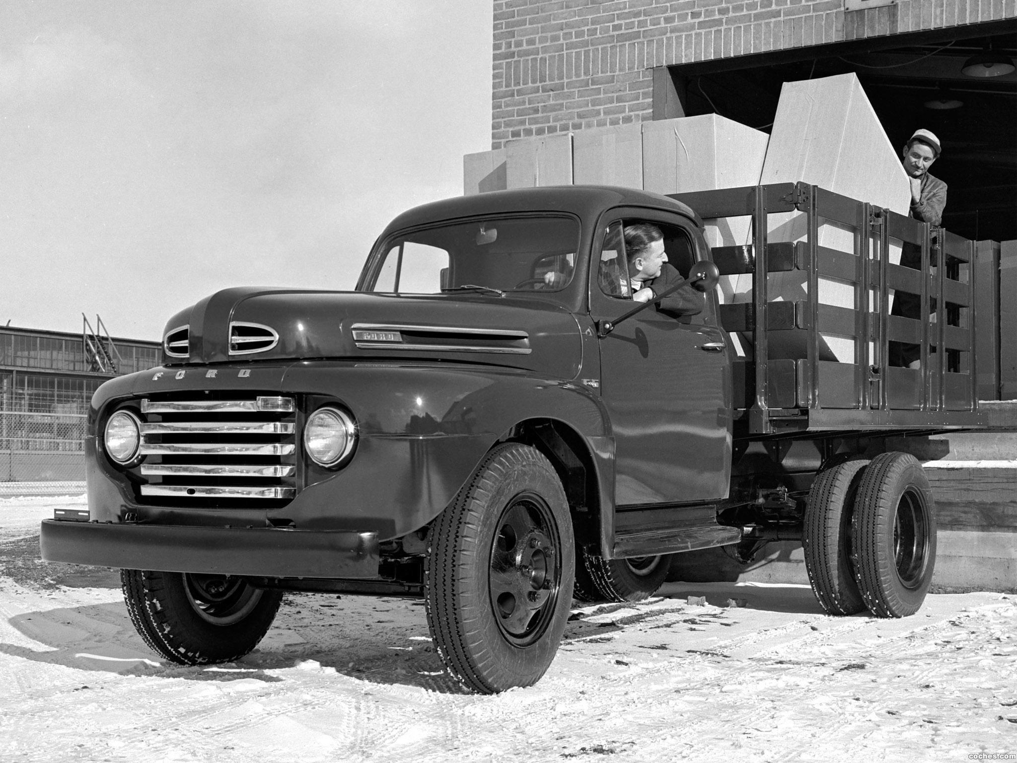 Foto 0 de Ford F-4 1949