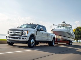 Ver foto 2 de Ford F-450 Limited Super Duty  2017