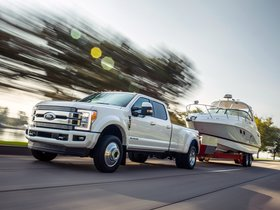 Ver foto 5 de Ford F-450 Limited Super Duty  2017