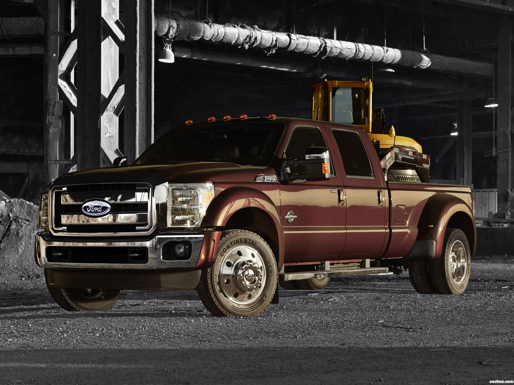 Foto 2 de Ford F-450 Super Duty 2014