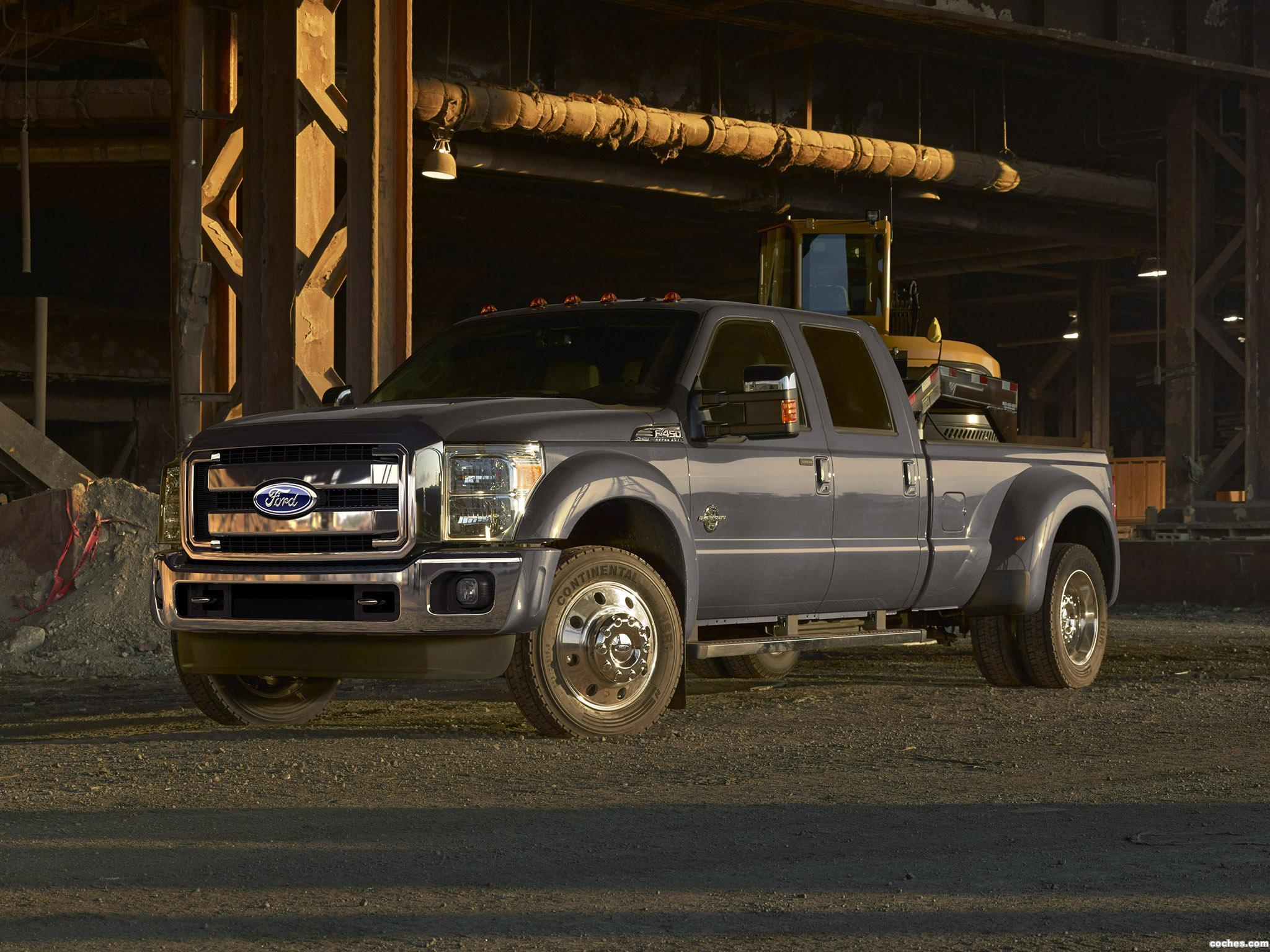 Foto 1 de Ford F-450 Super Duty 2014