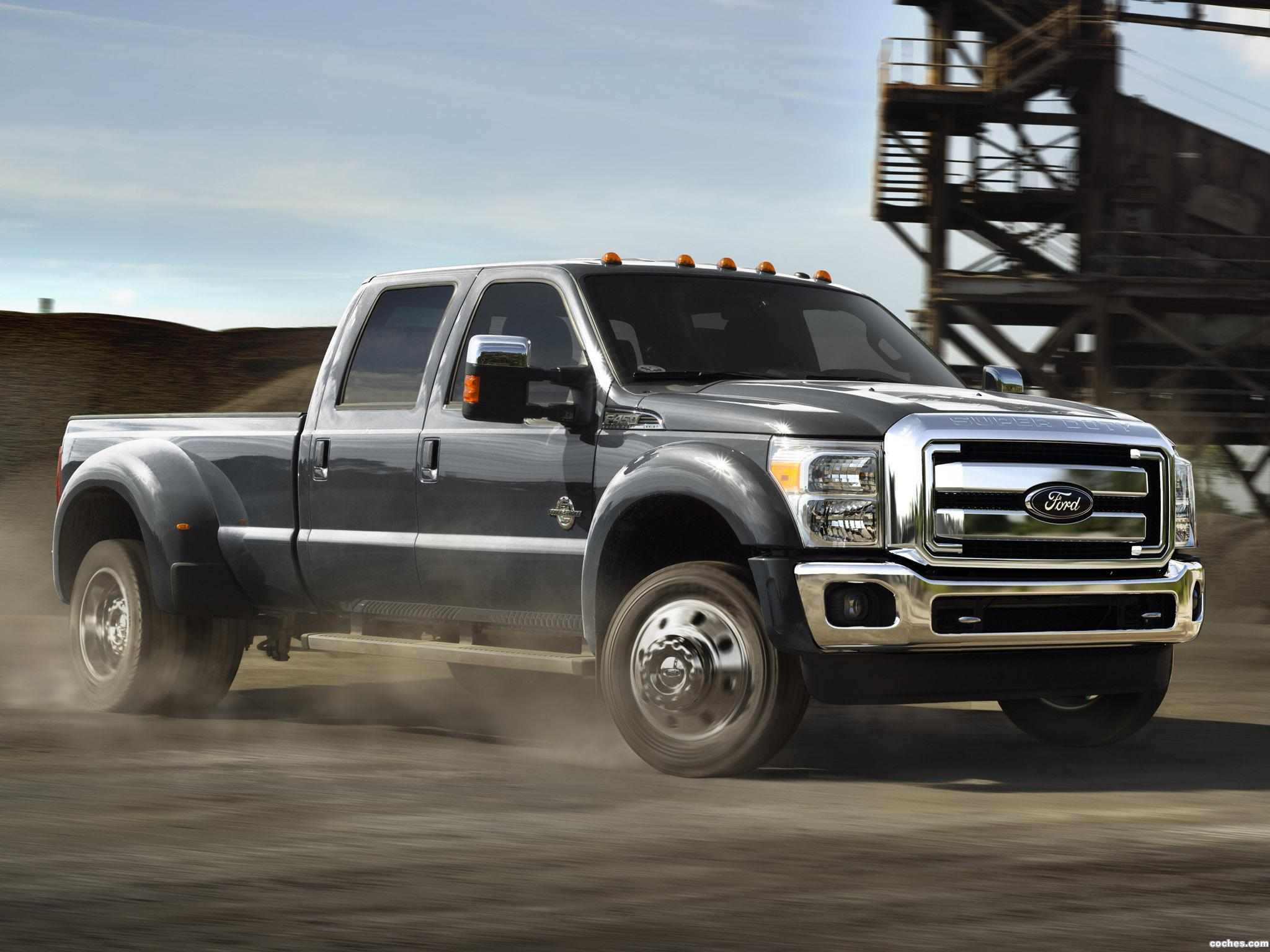 Foto 0 de Ford F-450 Super Duty 2014