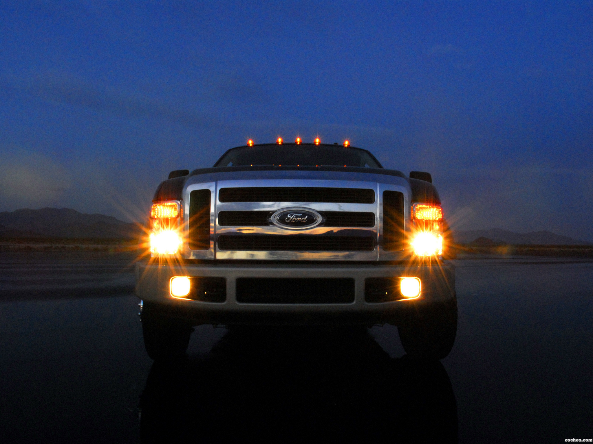 Ford F 450 Super Duty King Ranch 2010