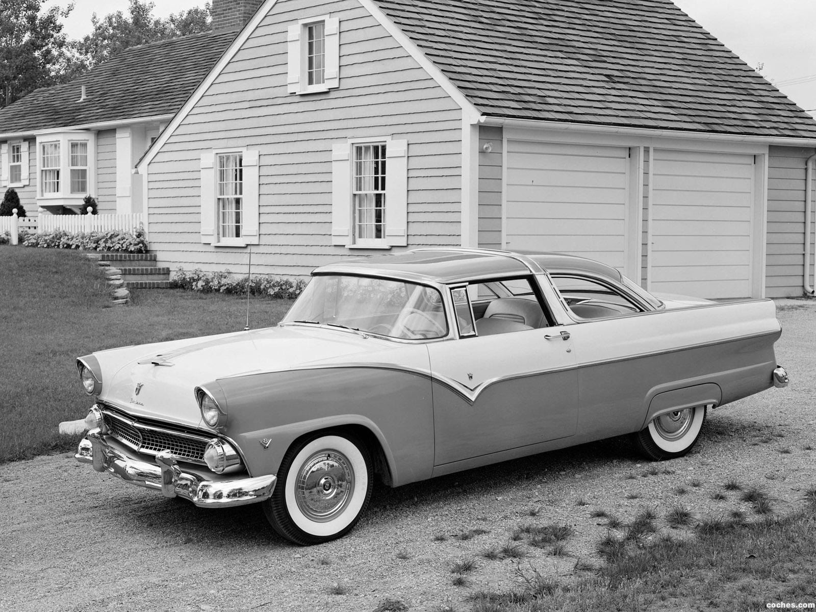 Foto 0 de Ford Fairlane Crown Victoria Hardtop 1955