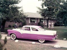 Ver foto 9 de Ford Fairlane Crown Victoria Hardtop 1955