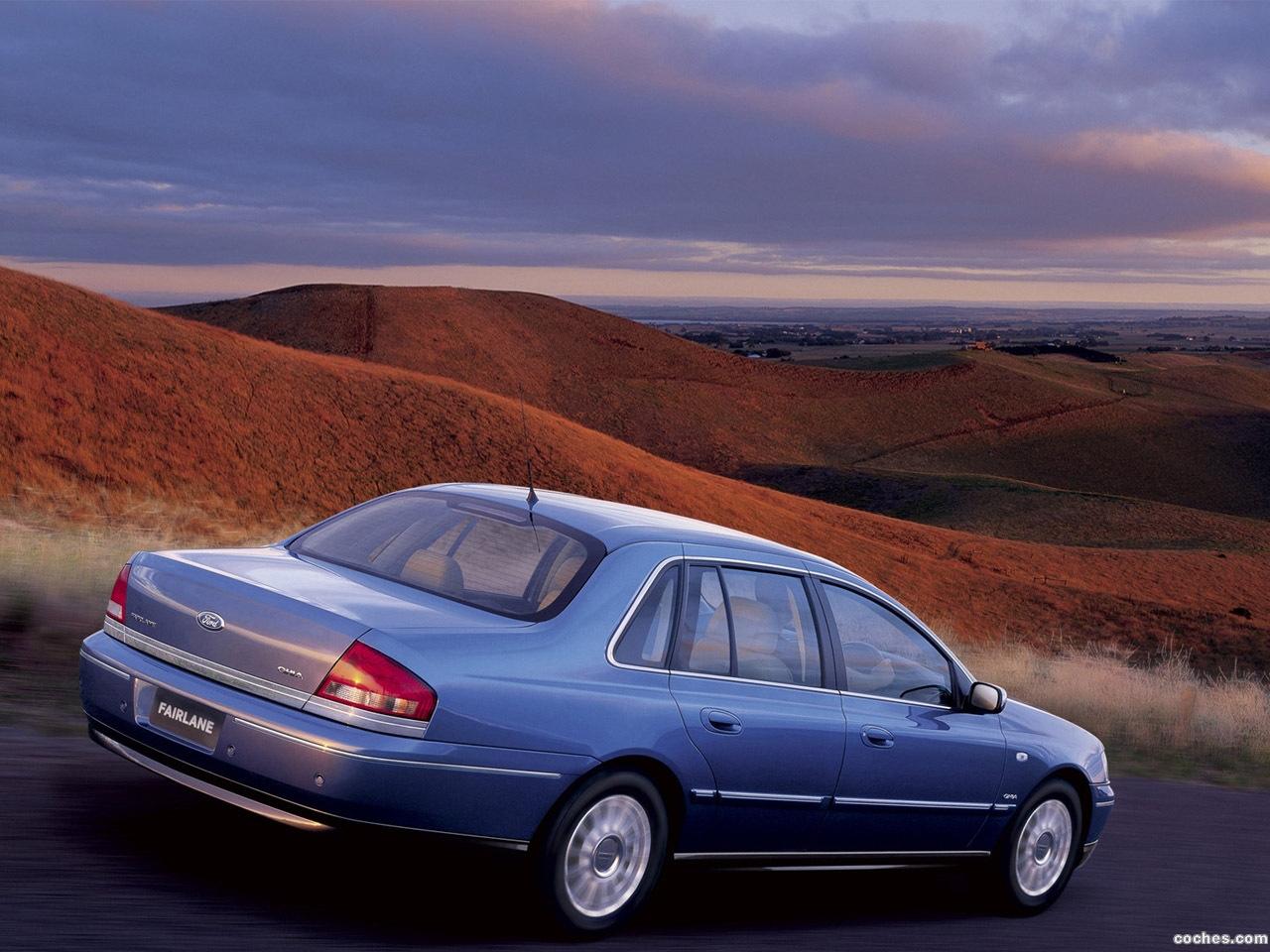 Foto 1 de Ford Fairlane Ghia Brasil 2003