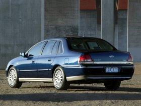 Ver foto 3 de Ford Fairlane Ghia Brasil 2003