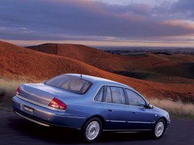 Ver foto 2 de Ford Fairlane Ghia Brasil 2003