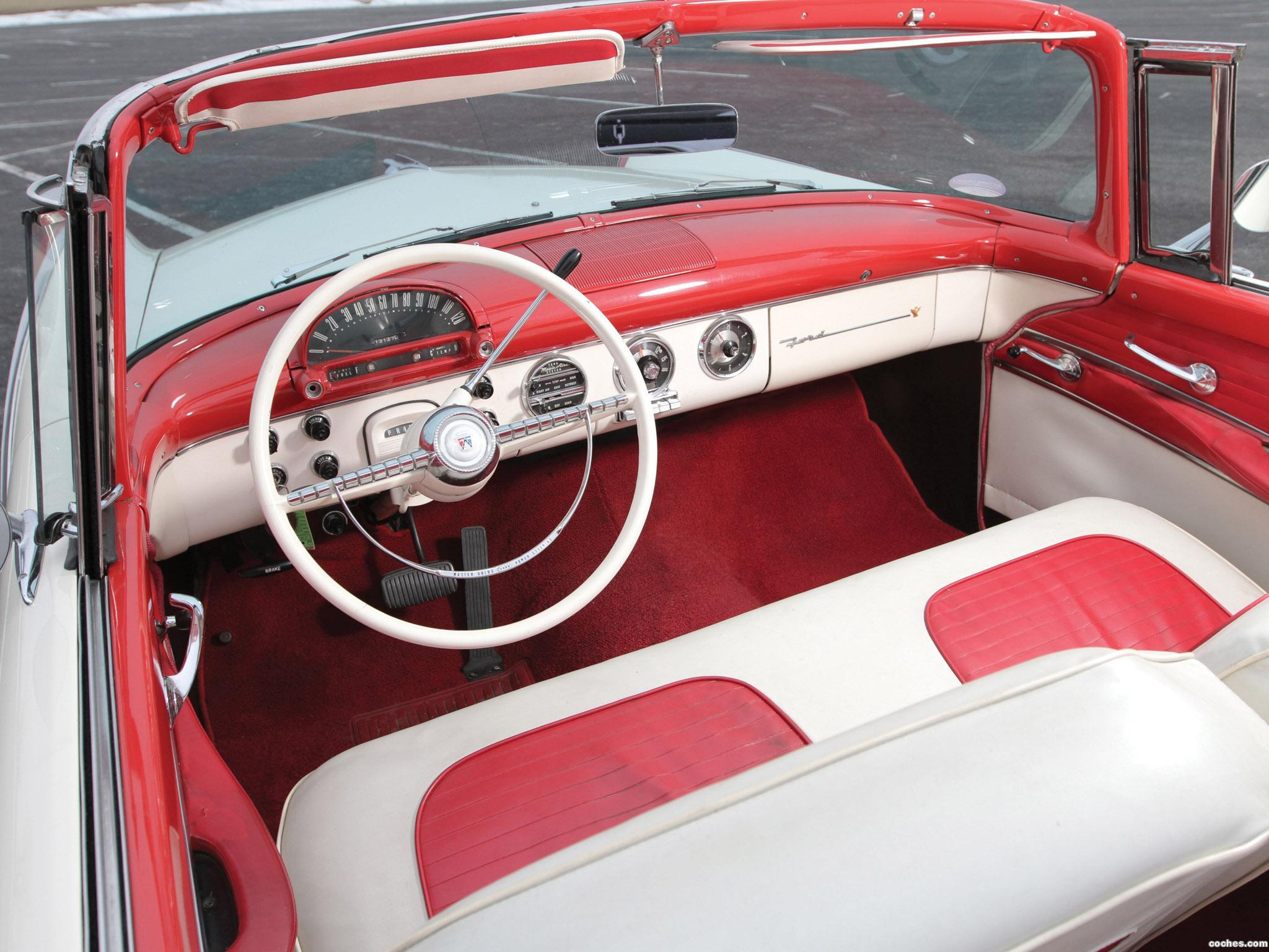 Foto 9 de Ford Fairlane Sunliner Convertible 1955