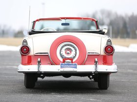 Ver foto 2 de Ford Fairlane Sunliner Convertible 1955