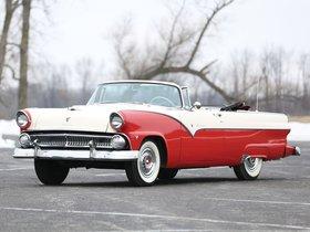 Fotos de Ford Fairlane Sunliner Convertible 1955