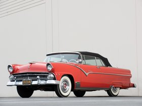 Ver foto 6 de Ford Fairlane Sunliner Convertible 1955