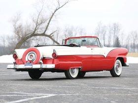 Ver foto 5 de Ford Fairlane Sunliner Convertible 1955