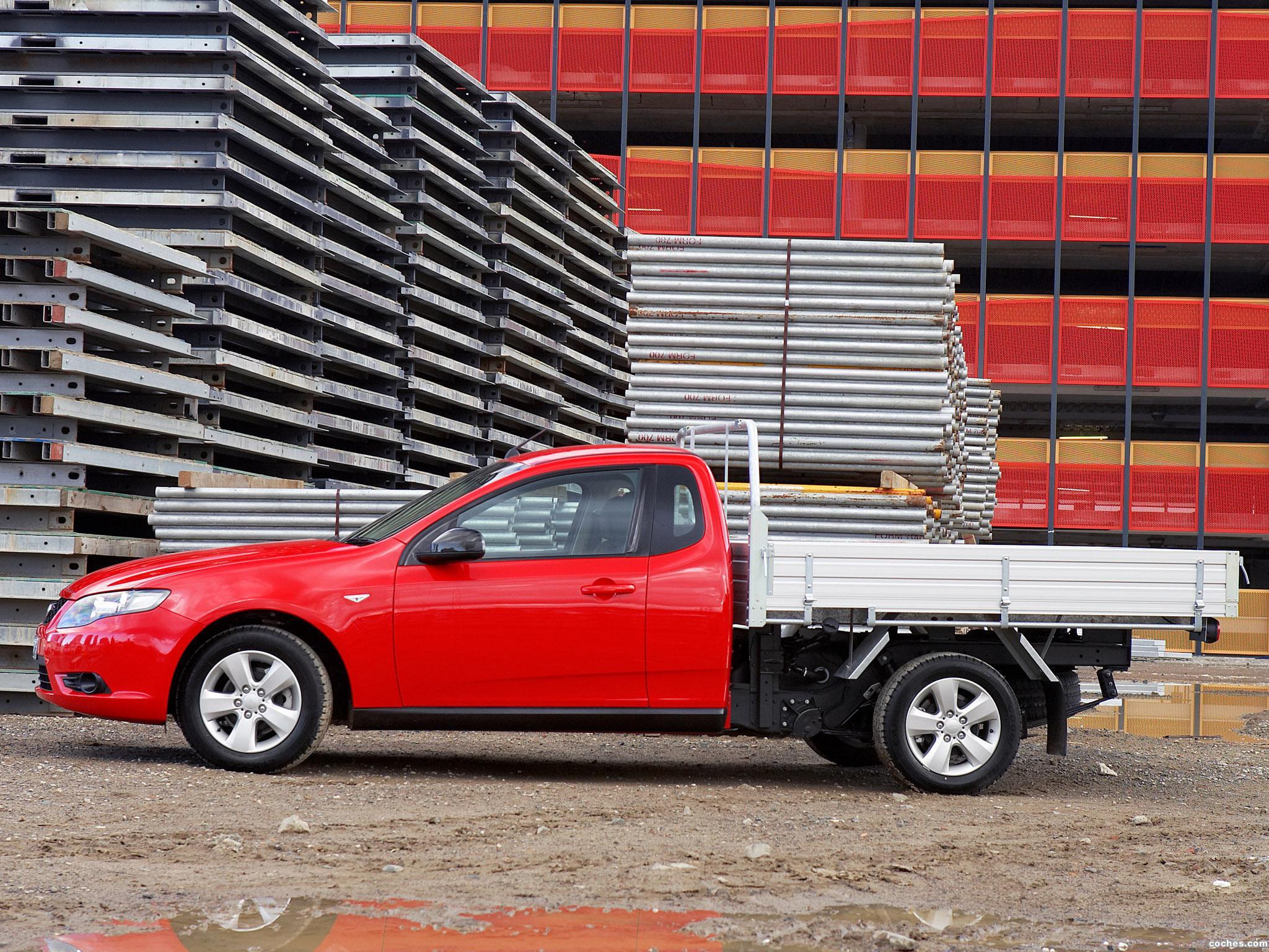 Foto 5 de Ford Falcon Ute Cab Chassis FG 2008