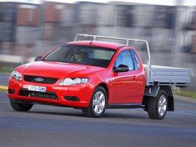 Ver foto 2 de Ford Falcon Ute Cab Chassis FG 2008