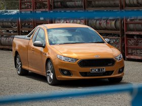 Ver foto 3 de Ford Falcon XR6 Turbo Ute FG  2014