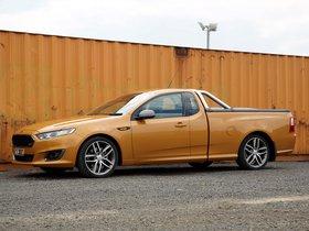 Ver foto 2 de Ford Falcon XR6 Turbo Ute FG  2014