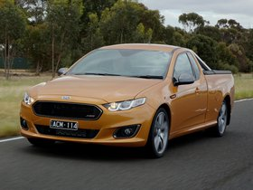Ver foto 1 de Ford Falcon XR6 Turbo Ute FG  2014