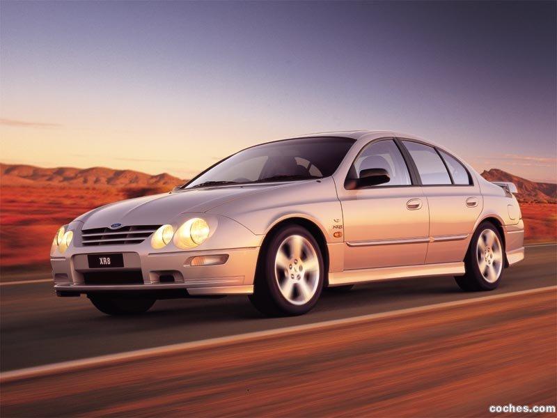 Foto 0 de Ford Falcon XR8 1998