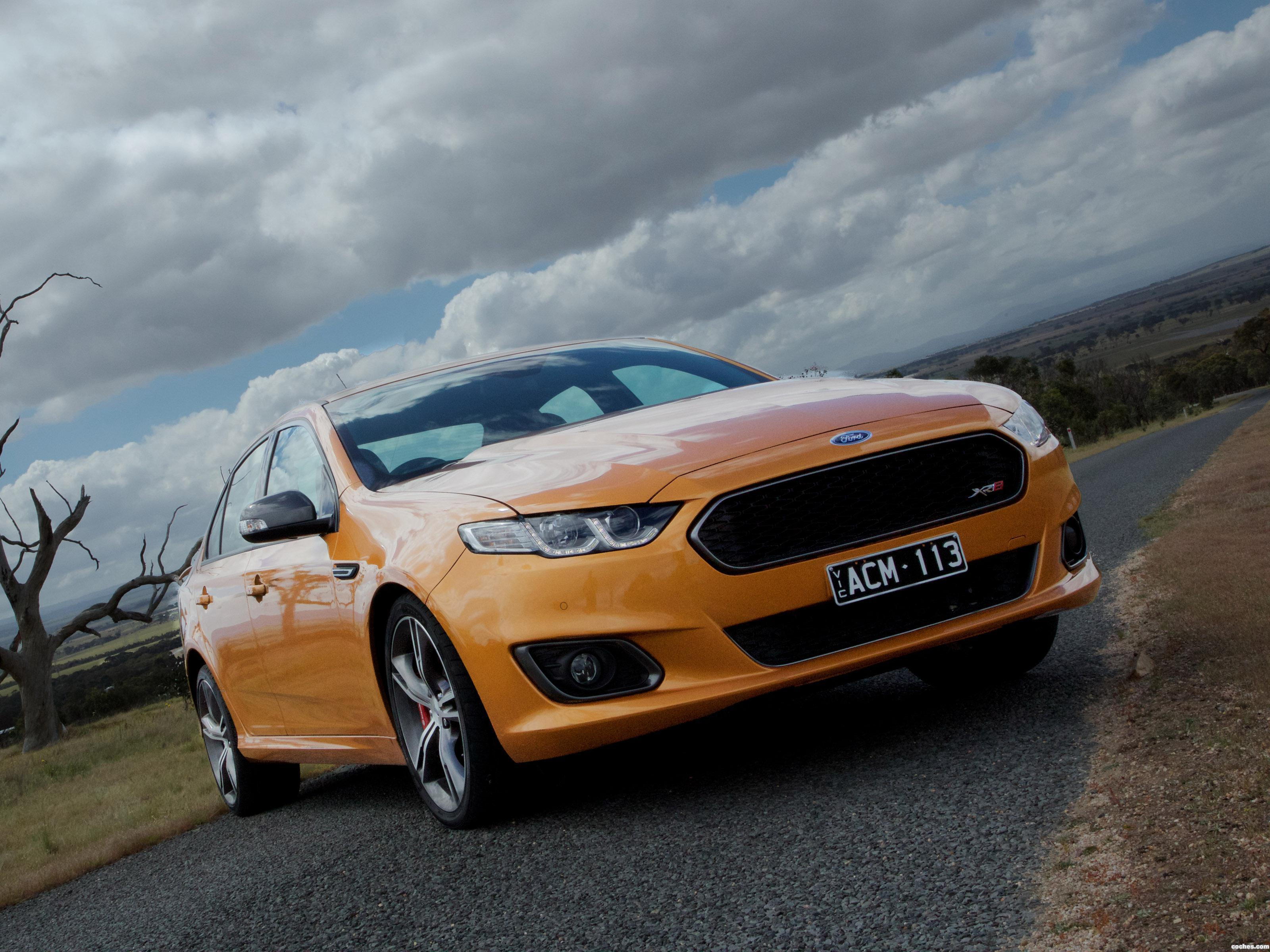 Foto 0 de Ford Falcon XR8 FG 2015