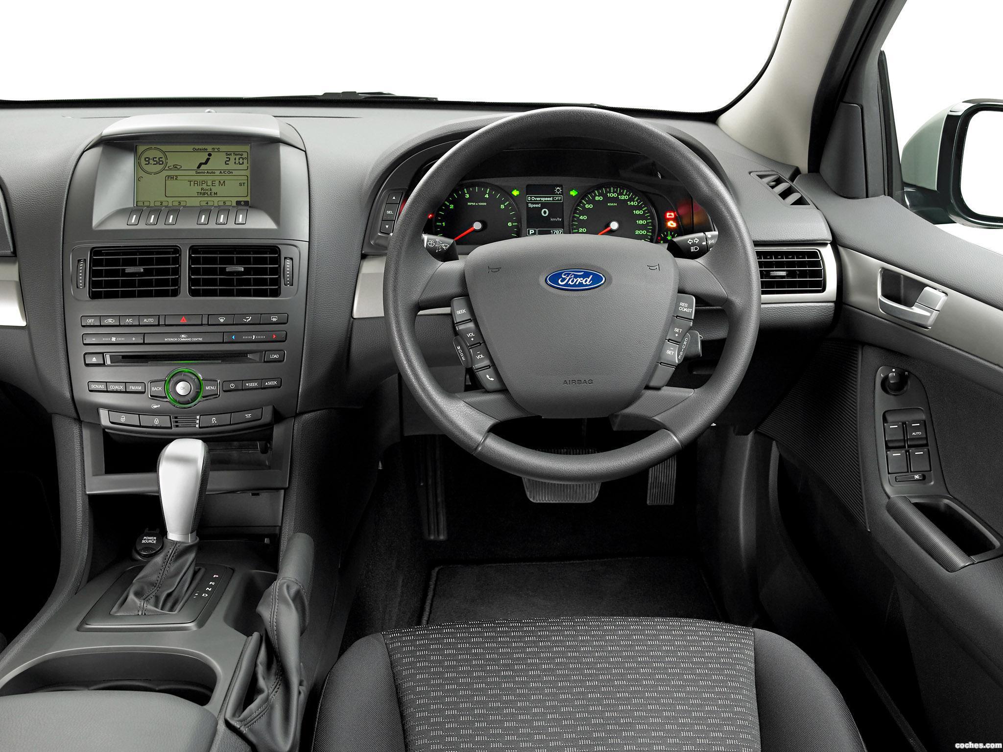 Foto 23 de Ford Falcon XT 2008