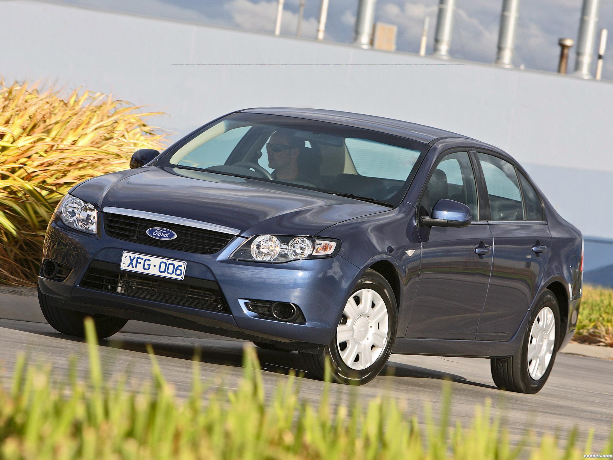 Foto 18 de Ford Falcon XT 2008