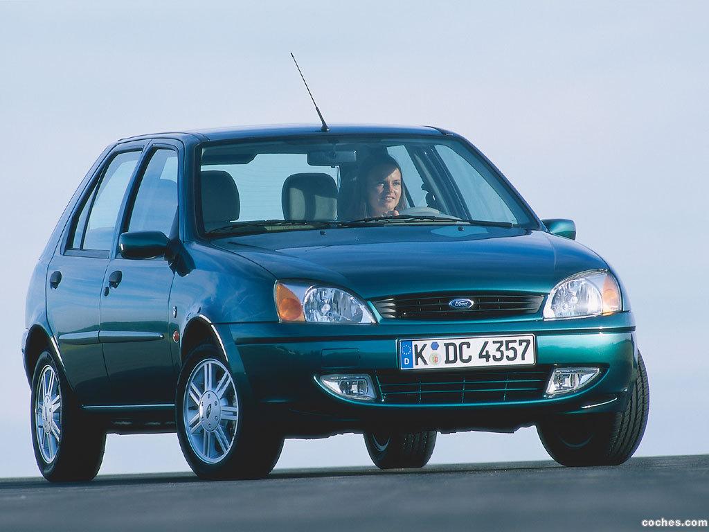 Foto 0 de Ford Fiesta 1999