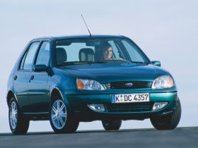 Fotos de Ford Fiesta 1999