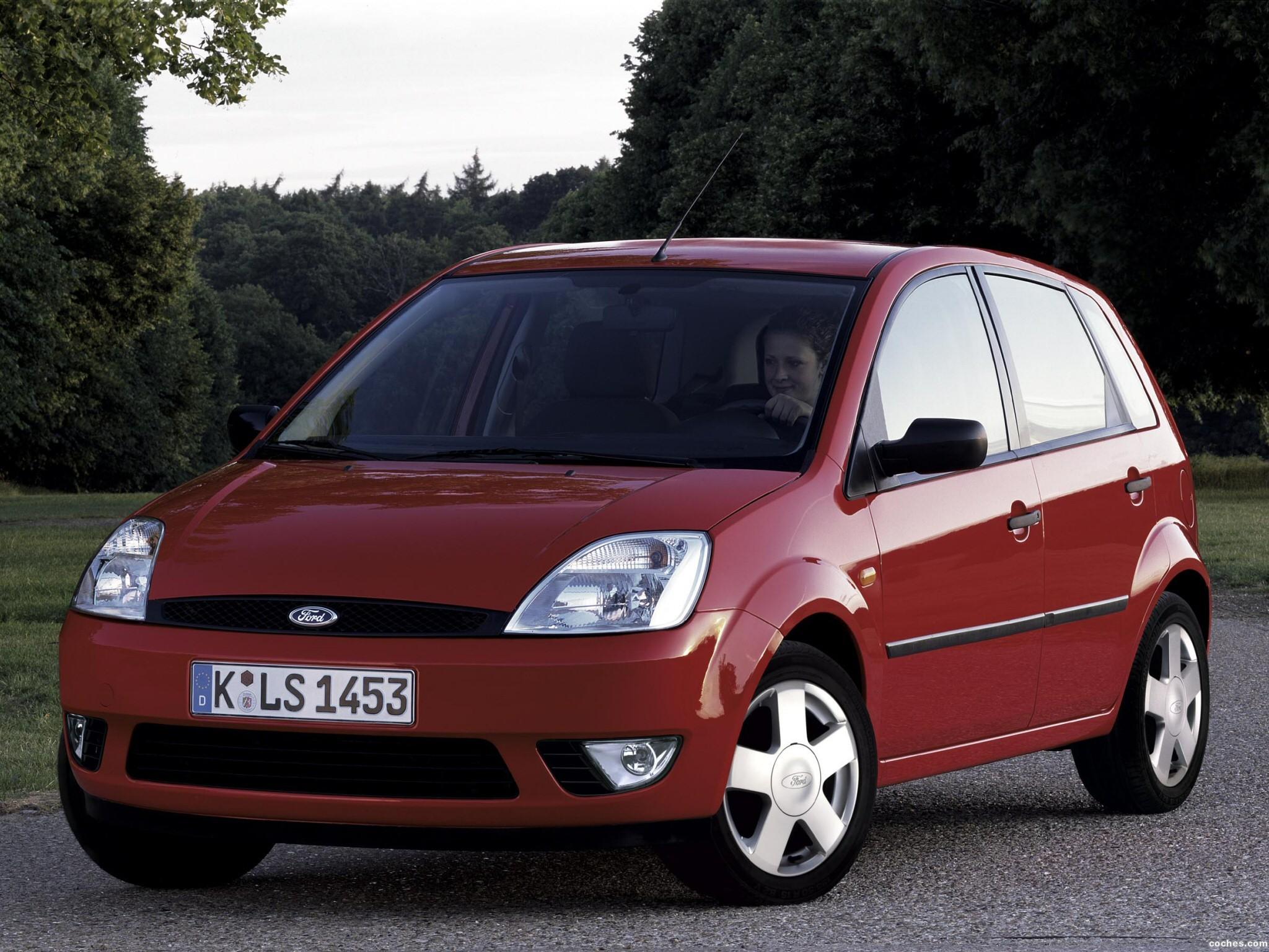 Foto 0 de Ford Fiesta 2002