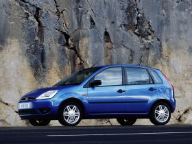 Ver foto 43 de Ford Fiesta 2002