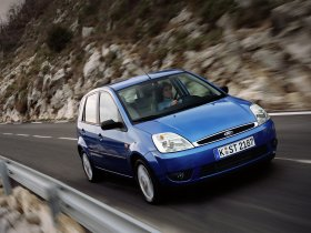 Ver foto 40 de Ford Fiesta 2002