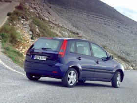 Ver foto 22 de Ford Fiesta 2002