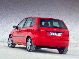 Ver foto 16 de Ford Fiesta 2002