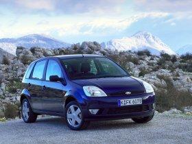 Ver foto 9 de Ford Fiesta 2002