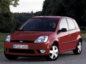 Fotos de Ford Fiesta 2002