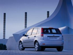 Ver foto 50 de Ford Fiesta 2002