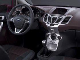 Ver foto 21 de Ford Fiesta 3 puertas 2008